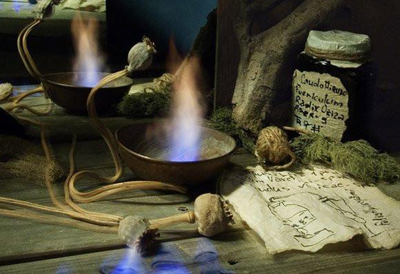1798816 - Обучение белой магии