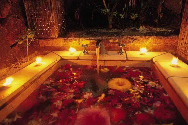 Зимние магические ванны