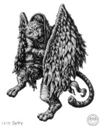 demonyi goetii 12 196x250 - Демоны Соломона