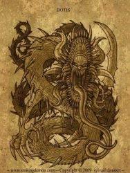 demonyi goetii 16 188x250 640x480 - Демоны Соломона
