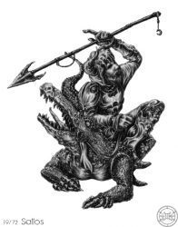 demonyi goetii 18 196x250 640x480 - Демоны Соломона