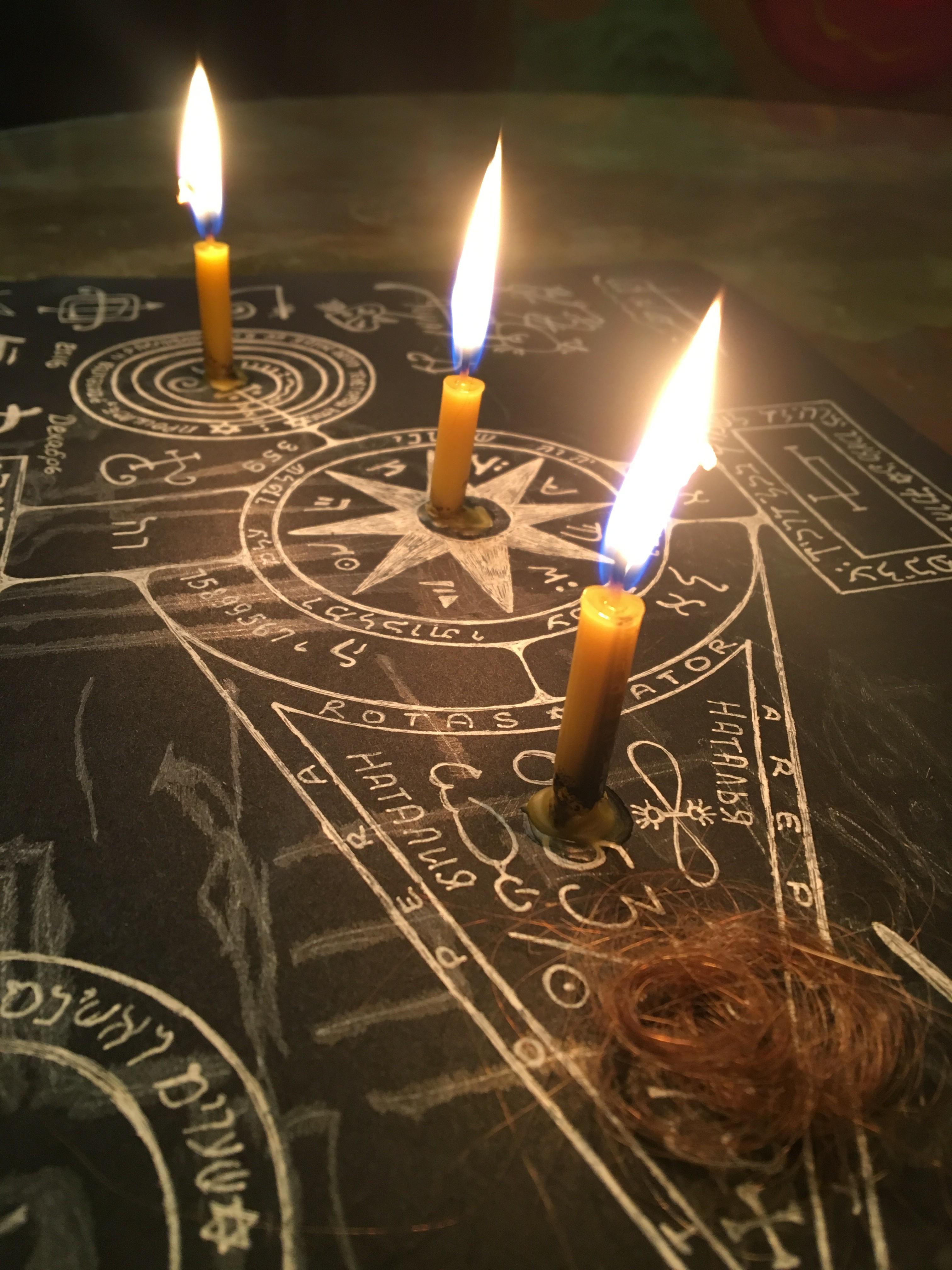 2 2 - Обучение чёрной магии