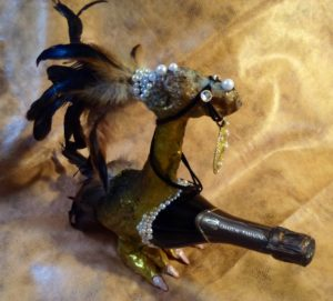 4 300x271 - Шампанское изготовленное на привлечение богатства