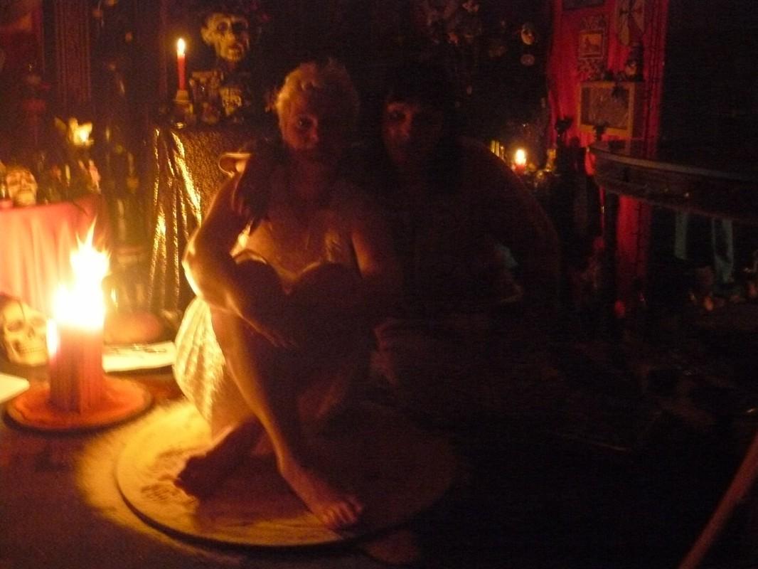 4 Kartinki uchenikov 5 - Обучение чёрной магии