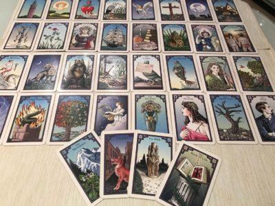 Gadanie karty Lenorman 2 400x300 - Карты Таро