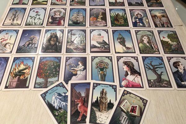Gadanie karty Lenorman 2 600x400 - Карты Ленорман