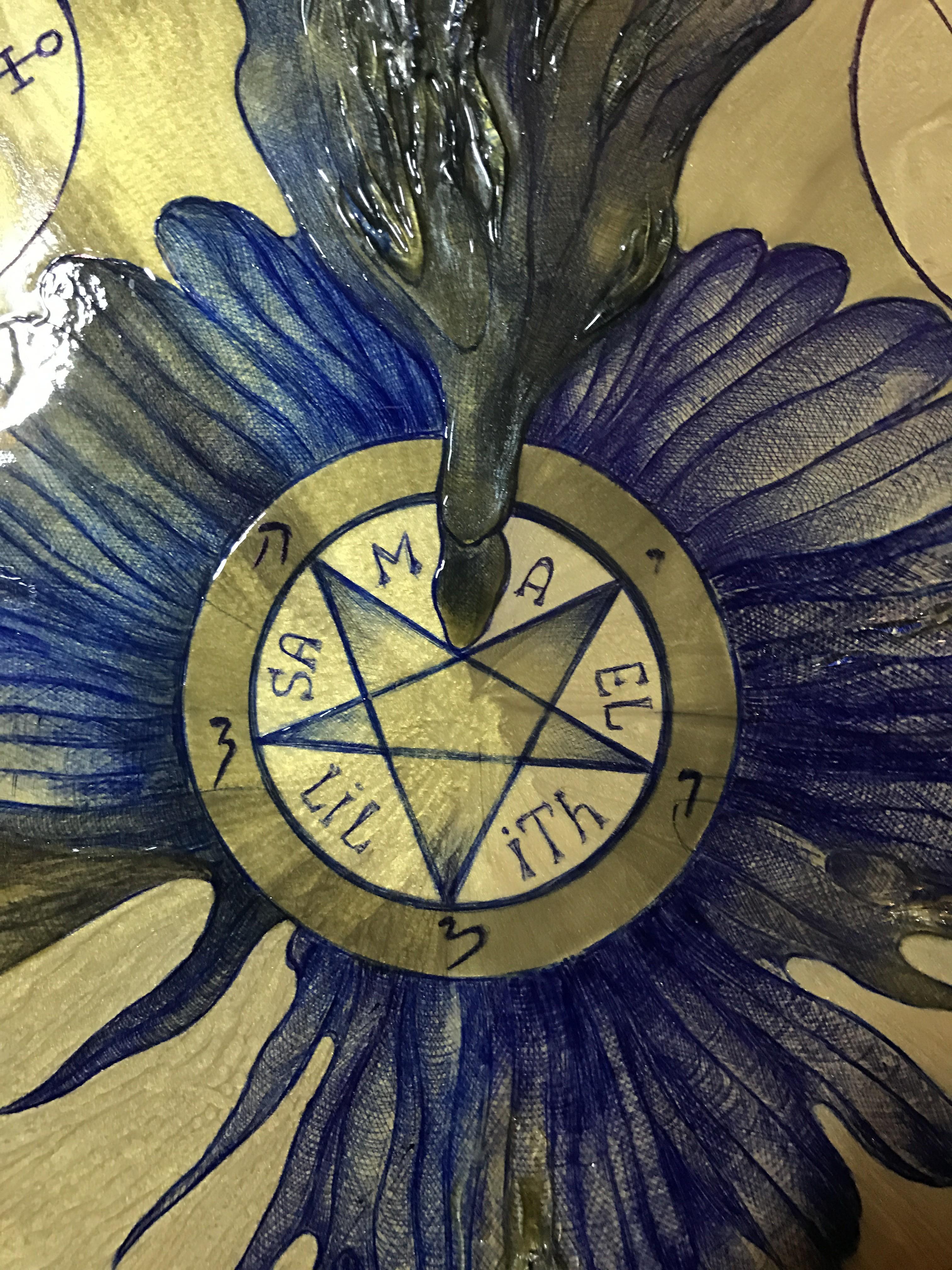 IMG 1534 - Чёрный алтарь на 4 Демона