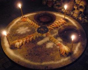 Napolnyy altar obryad po napolneniyu budushhego VUDU 300x240 - Обучение магии Вуду