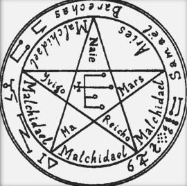 3 Pervyy pantakl marsa 1 - Развитие магической силы на Мёртвой луне