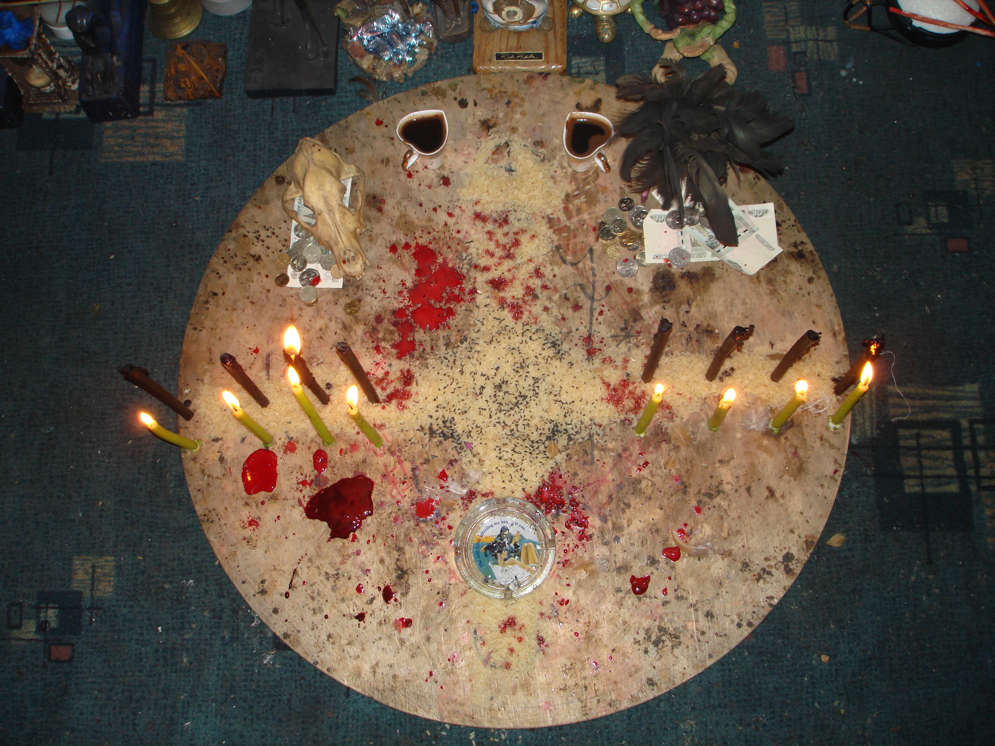 10 - Сколько стоят услуги магии Вуду