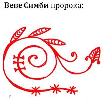 141 - Инициация, через омовение Симби (Simbi) Si pwen Petro - Rada