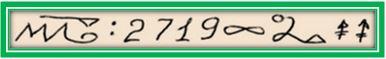 324 - Четвёртая сотня принадлежит аспекту Марса