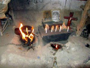 6 Lichnye altar 300x229 - Тайны магии Вуду